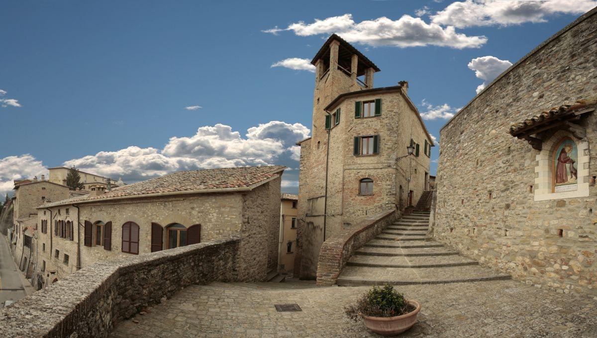 borghi medievali Alta Valle Tevere Anghiari, Citerna, Monterchi, Sansepolcro, Città di Castello