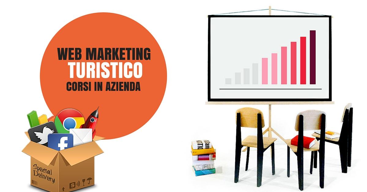 corsi aziendali web marketing turistico